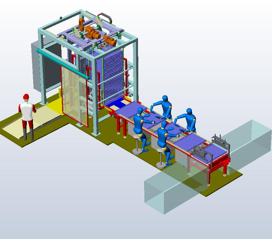 2005-1104 (Unit D-E Inspectieunit- Dollytiser) 05