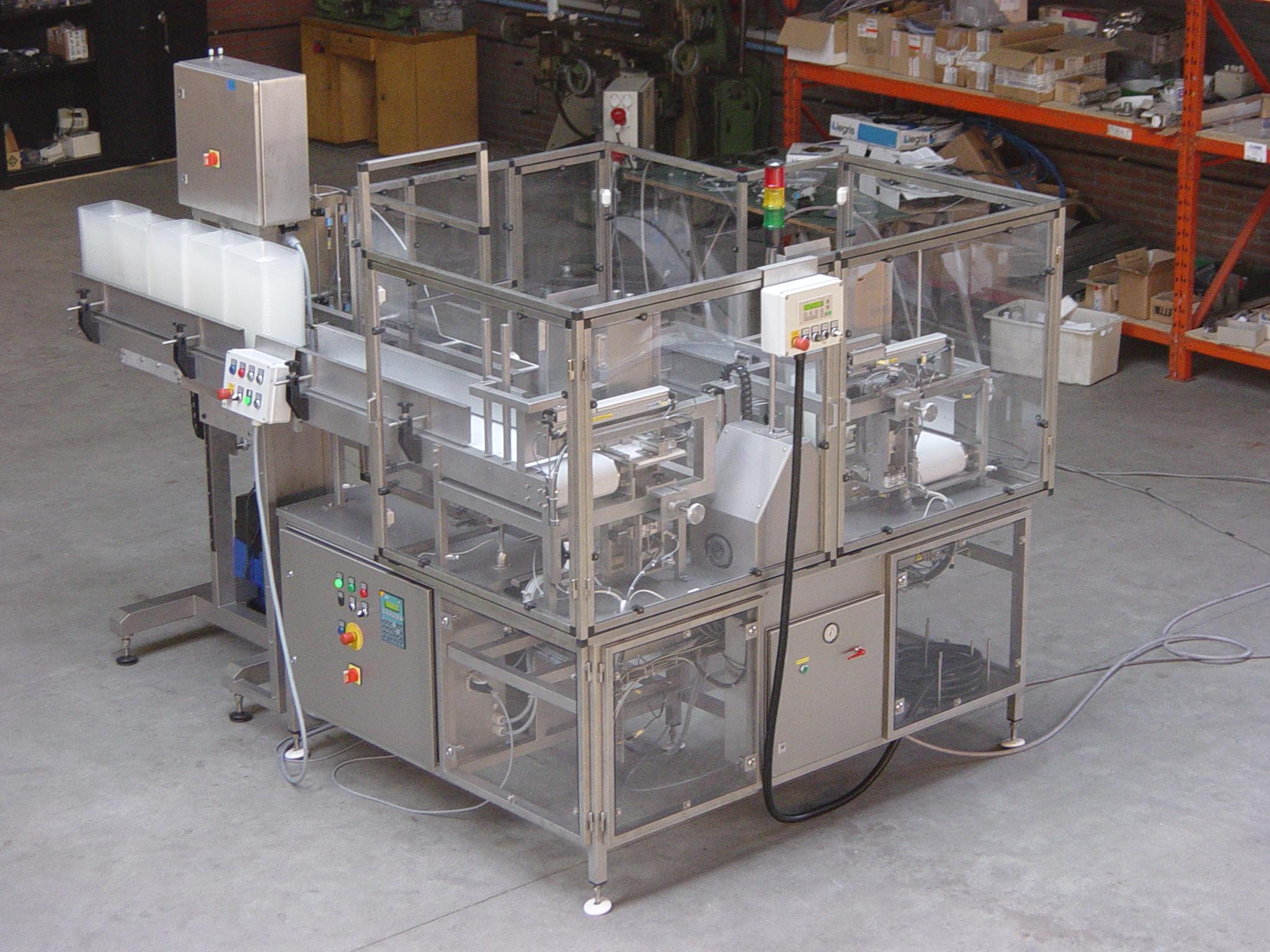 2003-1001 Soak Pad loader 13