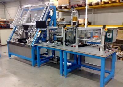 Assemblage units automitive